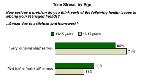 Causes of stress among teenager essay